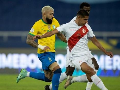 Eliminatórias: Brasil x Peru; prognósticos da partida válida pela 10ª rodada