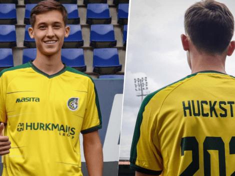 """Jan-Oliver Huckstorf, alemán de ascendencia peruana en los Países Bajos: """"Mi familia está loca porque juegue allá"""""""
