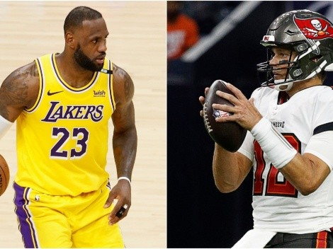 ESPN analyst explains why LeBron James, not Tom Brady, is the ultimate playmaker