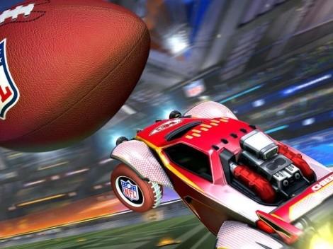 Rocket League: todas las recompensas del NFL Fan Pass 2021