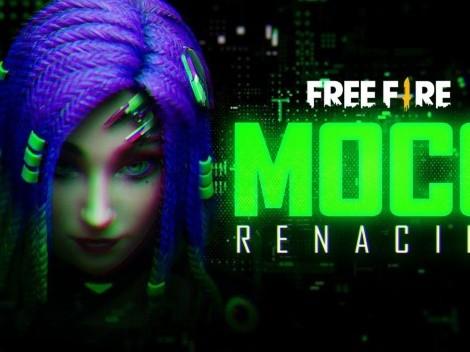Moco Renacida en Free Fire: nueva habilidad y fecha de lanzamiento