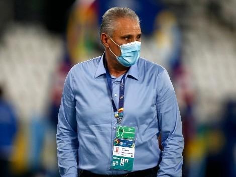 """Tite disparó contra los argentinos que viajaron desde Inglaterra y pidió """"respeto"""""""