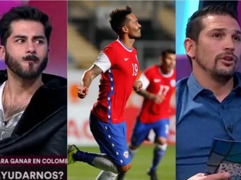Herrera y González se unen para pedir a Luis Jiménez como el 9 de la Roja