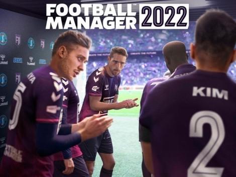 Football Manager 2022 recibe fecha de lanzamiento ¡Estará en Xbox Game Pass!