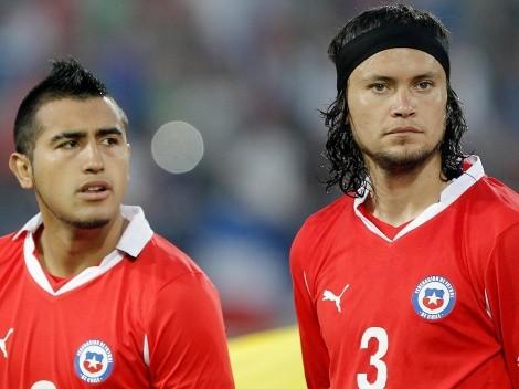 Ponce no descarta a Humberto Suazo en la Selección Chilena