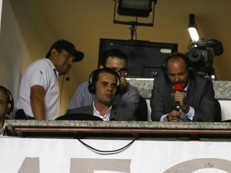 Christian Martinoli y Luis García aparecieron en TUDN