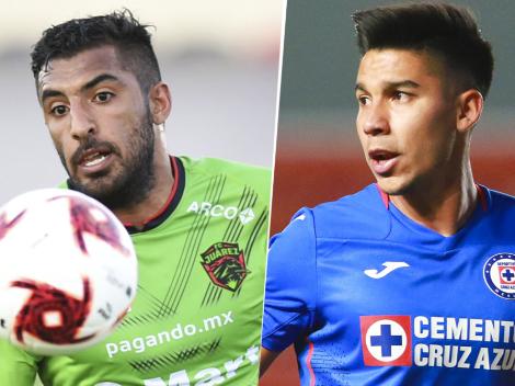 EN VIVO: FC Juárez vs. Cruz Azul por Liga MX   Transmisión AQUÍ