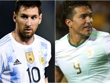 Com show e hat-trick de Messi, Argentina vence a Bolívia por 3 x 0, em casa