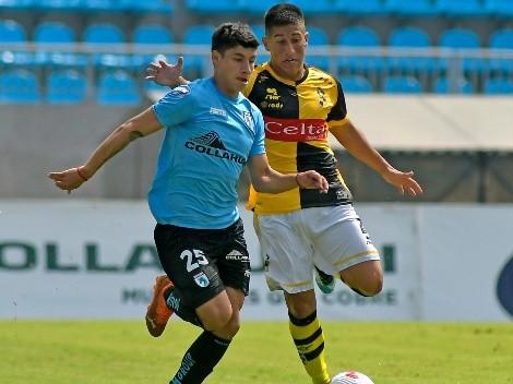 En Deportes Iquique se refieren al posible regreso de Ale Oroz a Colo Colo
