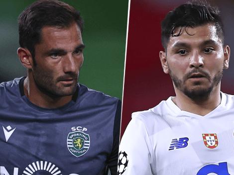 EN VIVO: Sporting Lisboa vs. Porto por la Primeira Liga
