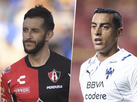 VER HOY en USA | Atlas vs. Rayados de Monterrey EN DIRECTO: Pronóstico, hora, streaming y canal de TV para ver EN VIVO ONLINE la Fecha 8 de la Liga MX