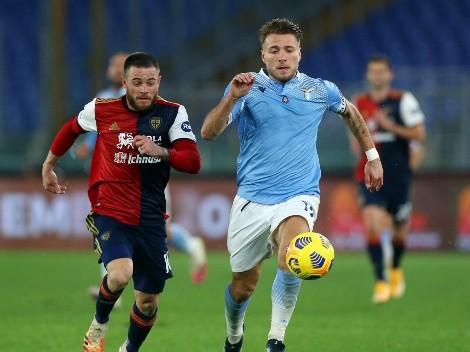 Inesperado: un histórico italiano es el jugador más rápido de la Serie A