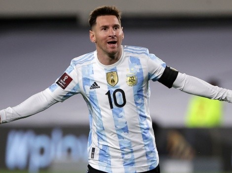 Video: Lionel Messi's amazing goal against Bolivia in 2022 World Cup Qualifiers