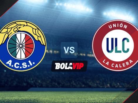 Qué canal transmite Audax Italiano vs. Unión La Calera por el Campeonato AFP Plan Vital de Chile 2021