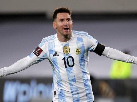Argentina sumó otro triunfo ante Bolivia con una exhibición de Lionel Messi