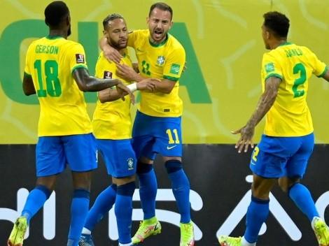Brasil, con medio pie en Qatar: venció a Perú y ve de cerca el Mundial