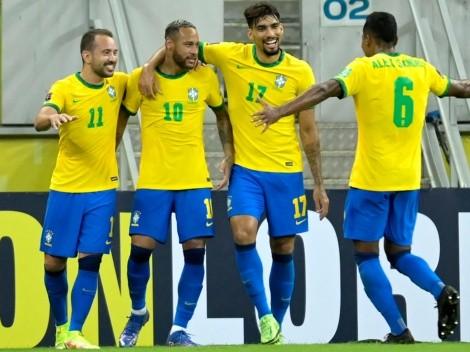 Seleção brasileira mantém 100% de aproveitamento, vence o Peru por 2 a 0, e perde Neymar para o próximo jogo