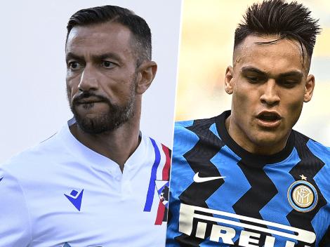 EN VIVO: Sampdoria vs. Inter por la Serie A de Italia