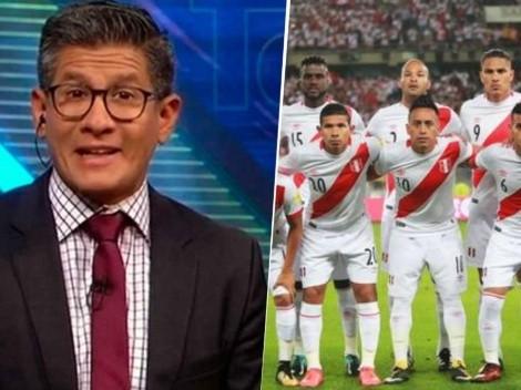 """Erick Osores señaló que extraña al """"verdadero líder"""" de Perú rumbo a Rusia 2018"""