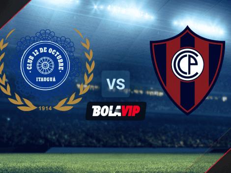 Qué canal transmite 12 de Octubre vs. Cerro Porteño por la Copa de Primera Tigo de Paraguay 2021