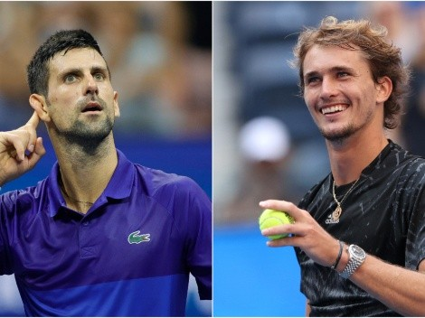 Novak Djokovic vs Alexander Zverev: Preview, predictions, odds, H2H and how to watch 2021 US Open in the US today