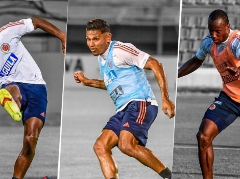 ¿De paseo? Los jugadores del FPC que quedaron borrados en la Selección Colombia