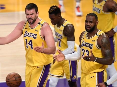 La primera estrella de Los Angeles Lakers que se le va a LeBron James