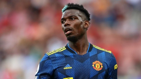 Paul Pogba runs out of contract with Manchester United at the end of the season. (Getty)