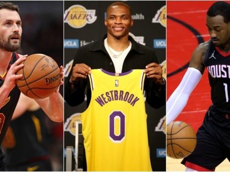 Los cinco peores contratos de la temporada 2021-2022 de NBA