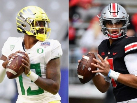 Ohio State vs Oregon: Predictions, odds and how to watch the 2021 NCAA College Football season in the US.