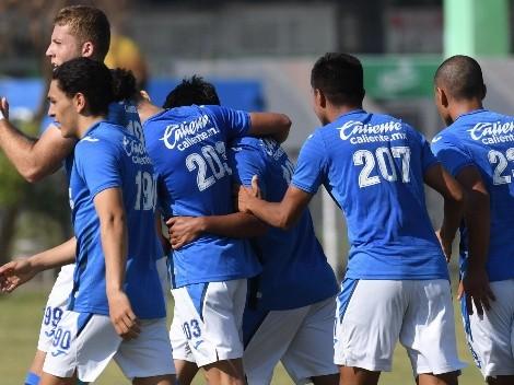 Cruz Azul Sub-20 se lleva los tres puntos de Juárez