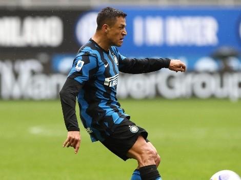 Alexis es citado en el Inter de Milán para el duelo ante Sampdoria
