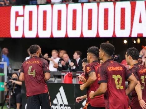 Atlanta United se reencontró con la victoria y le dio el primer triunfo a Gonzalo Pineda