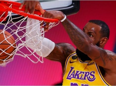 Michael Jordan explains how to stop LeBron James