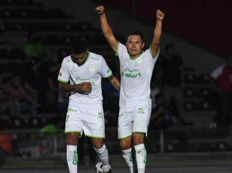¡Nadie marca! Víctor Velázquez adelanta a Juárez ante un Cruz Azul
