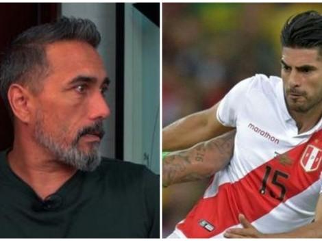 """Jose Chávarri lamentó la ausencia de Carlos Zambrano en Perú: """"Es el mejor central que tenemos"""""""