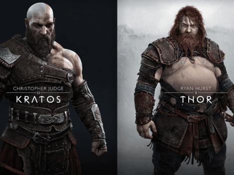 God of War Ragnarok: visual de Thor, Freya, Tyr, Angrboda e mais personagens são revelados