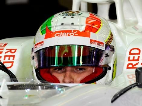 Checo Pérez saldrá del noveno sitio en el GP de Italia