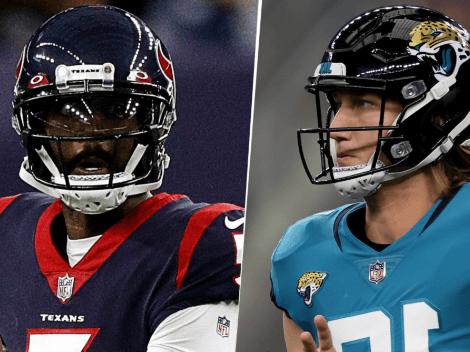 Houston Texans vs. Jacksonville Jaguars EN VIVO ONLINE: Pronóstico, fecha, horario, streaming y canal de TV para ver EN DIRECTO la Semana 1 de la NFL 2021