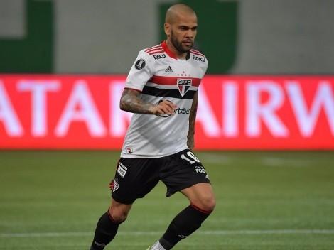 """Em entrevista, Souza diz que Daniel Alves """"usou"""" o São Paulo e aponta erros na gestão do clube"""