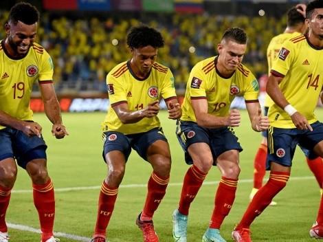 Borja le puso nombre a su exótica celebración con la Selección Colombia
