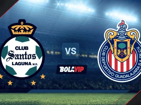 Qué canal transmite Santos Laguna vs. Chivas de Guadalajara por el Torneo Grita México A21 de la Liga MX Femenil