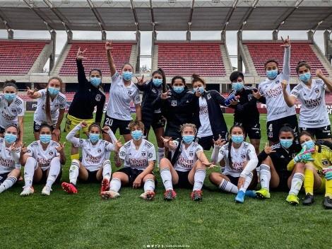 Colo Colo Femenino golea a La Serena en el cierre de la primera fase
