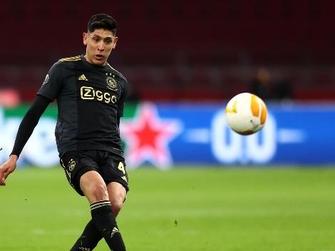 Ajax venció a Zwolle con la presencia de Edson Álvarez