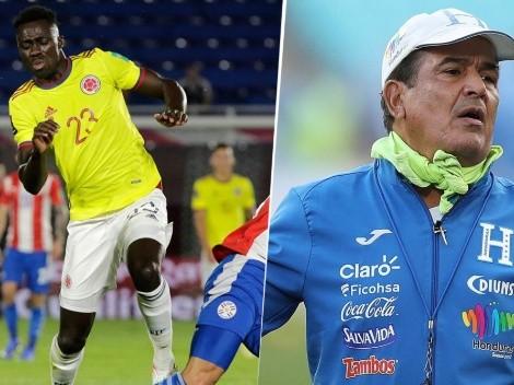 La razón por la que Pinto dice que Dávinson no es un jugador de Selección