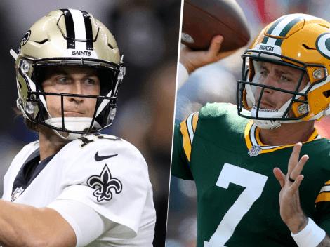 New Orleans Saints vs. Green Bay Packers EN VIVO ONLINE: Pronóstico, fecha, horario, streaming y canal de TV para ver EN DIRECTO la Semana 1 de la NFL 2021