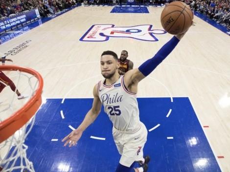 Otro más a la lista: Cleveland Cavaliers se interesa en Ben Simmons