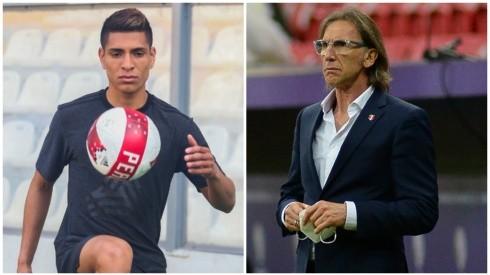 Unión Española fichó a Paolo Hurtado tras recomendaciones de Ricardo Gareca