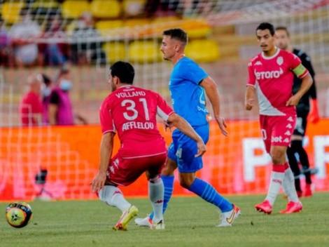 Marsella le sigue los pasos al líder PSG: venció de visitante a Mónaco