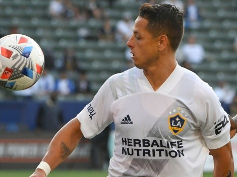LA Galaxy le sacó un empate al Colorado Rapids en el regreso de 'Chicharito' Hernández